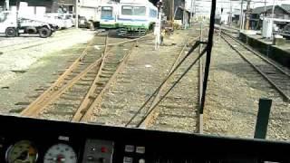 福井鉄道 モ800型運転体験