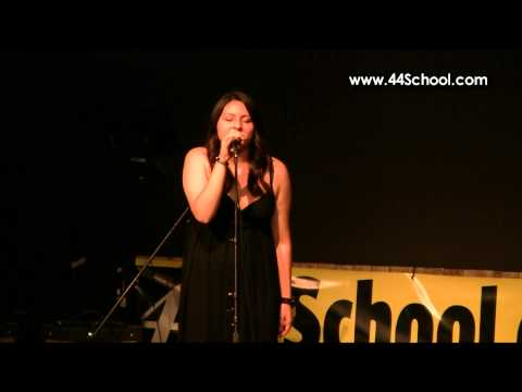 Analiza I 44 School of Music Fall Concert 2012 Voice Lessons