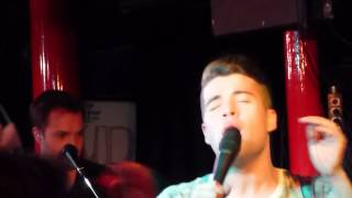 Joe McElderry - The Climb - P.Express Jazz Club, Soho