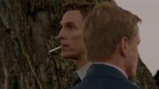 """Сериал """"Настоящий детектив"""" Мысли Раста Коула об убийстве (True Detective S01E01)"""