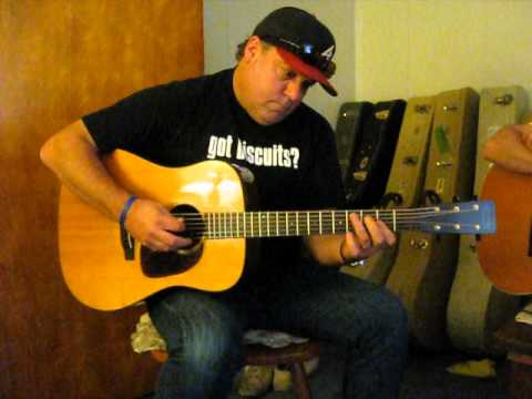 1958 D-18 Martin played by Jeff Autry