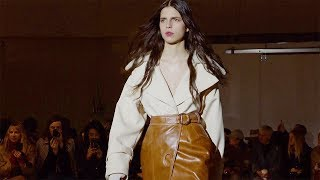 Self-Portrait  Fall Winter 20182019 Full Fashion Show  Exclusive