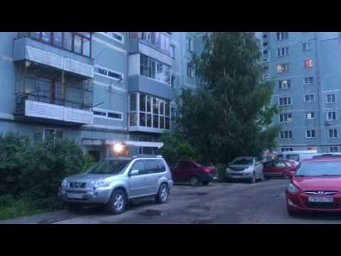 Придомовая территория дома N5, пр.Кольчугинский, Ленинск-Кузнецкий