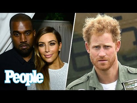 Kim Kardashian Rushes To Kanye On KUWTK, Prince Harry Talks Therapy & More | People NOW | People
