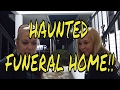 HAUNTED FUNERAL HOME--(SPIRITS HAD ALOT TO SAY) GREAT EVPS!!