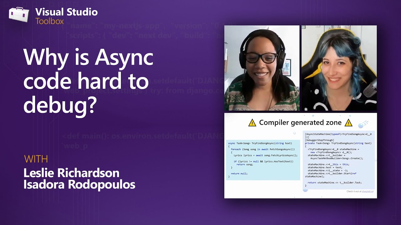 Why Is Async Code Hard to Debug?