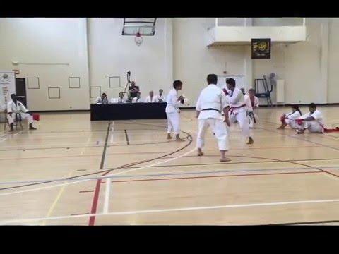 CSULB Shotokan Karate Tournament 2015