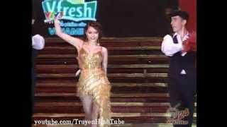 Bước nhảy hoàn vũ 2012, tuần 8 - Minh Hằng