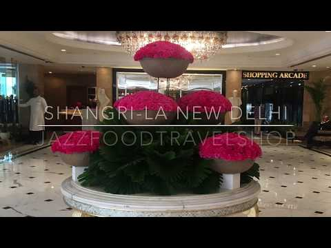 Room tour + Pool + Food | Shangri-La New Delhi | Jazzfoodtravelshop | Luxury Hotel | Travel Blogger