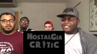 Ant Will Reacts-Episode 78-Nostalgia Critic:Batman V Superman
