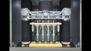 Elektrochemische Metallbearbetung mit der modularen PI 800 - EMAG