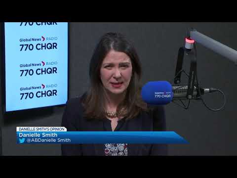 Danielle Smith On The State Of Alberta's Oil And Gas Industry