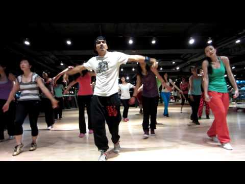 Let's Party Choreographed by Master Satya