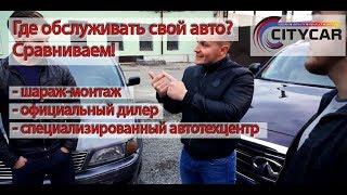 видео Слесарный ремонт Ниссан Мурано в Москве