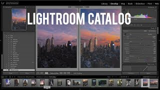 Lightroom Katalog Oluşturma! (Adobe Lightroom CC Öğretici)