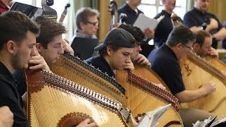 Meet the Ukrainian Bandurist Chorus, Sharing Culture Through Music