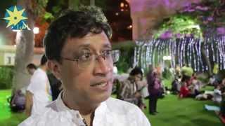 بالفيديو : فى اليوم العالمى لليوجا :السفير الهندى