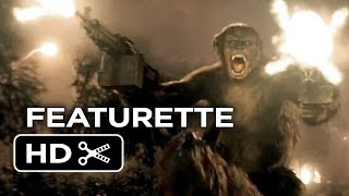 Dawn Of The Planet Of The Apes Featurette - The Survivor (2014) - Andy Serkis Sci-Fi Action Movie HD