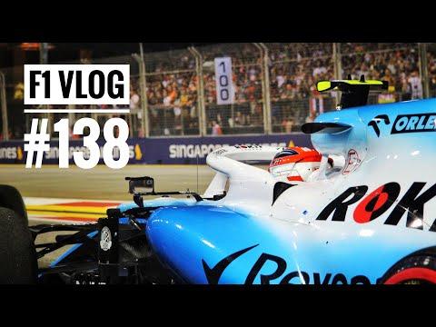 F1 VLOG 138: GP Singapuru i kontuzja RK. Czy Ferrari wykołowało Leclerca. Opcja Racing Point