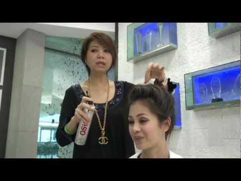 Winnie Loo from A Cut Above Hair Salons on The Capital TV - Persona Episode 3