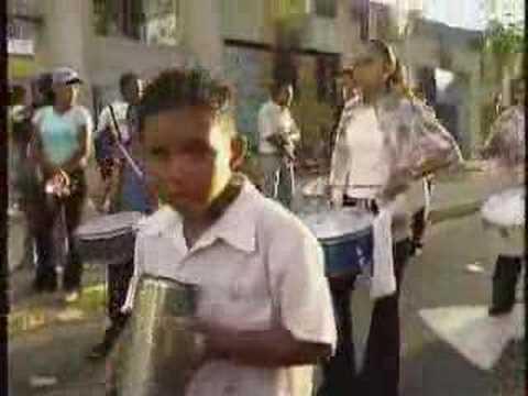 Carnaval en Guanare: Estado Portuguesa - Venezuela