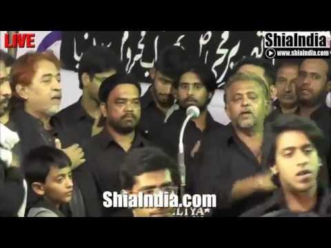 11th Safar Majlis at Komatvadi 1437-2015-16 (Part2)