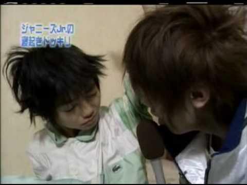 Waking up Yabu & Hikaru with Akame