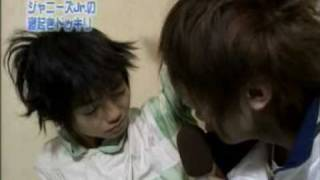 The title said it :D Akame waking up Yabu Kota and Hikaru Yaotome. ...
