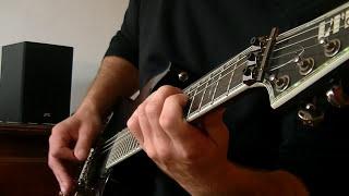 Classic Metallica Riffs Tuned Down!