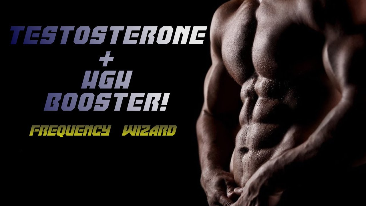 Testosterone & HGH Frequency (GAME CHANGER!)