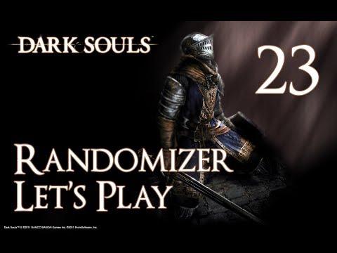 Dark Souls - Randomizer Let's Play Part 23: Crocodile Head