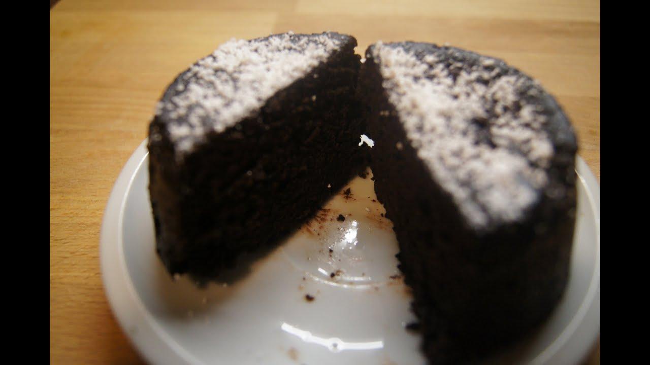 Kuchen im mikrowelle