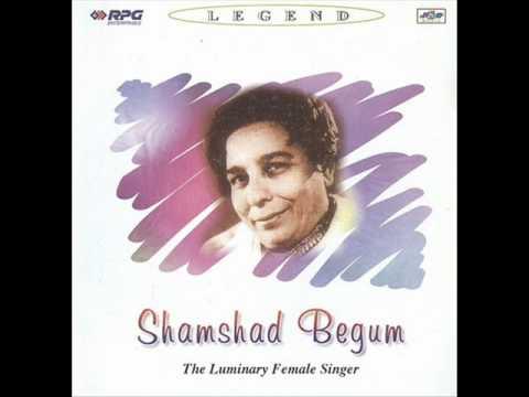 teree naaguria na bhai.shamshad begum .saawaria