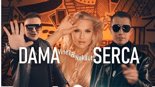 Смотреть клип Nokaut & Vinez - Dama Serca