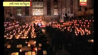 Christmas prayer at st paul