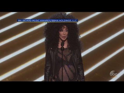 Hollywood Headlines: Cher Billboard Icon Award