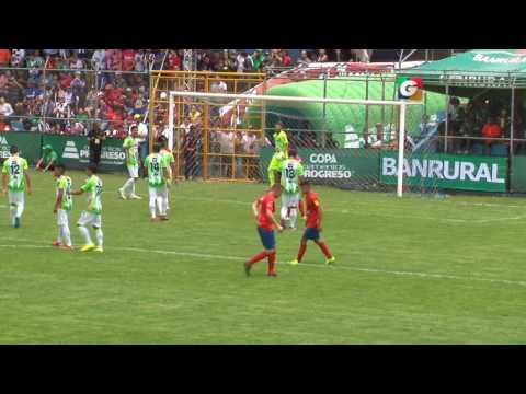 Video Alessandro Del Piero - Casi anota otro golazo en Guatemala