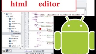 4 best html editor and inspector for android