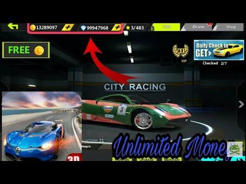car racing game download apk mod