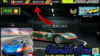 How to download City Racing 3d mod apk version 2018 | | Unlimited cones and Cars
