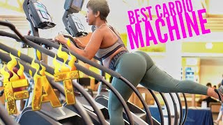 BEST Cardio Machine for FAT LOSS Slimmer Waist & Toning ! Fit pregnancy