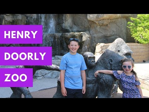 Bat Droppings on my Head?! - The Largest Indoor Desert - Henry Doorly Zoo, Omaha, Nebraska