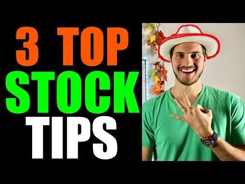 3 Stock Market Tips For Beginners 2020