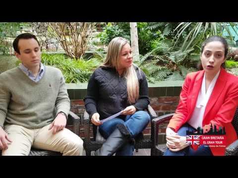 Entrevista a estudiantes panameños con Beca Chevening en Londres