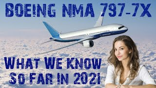 New Boeing NMA-7X (797)