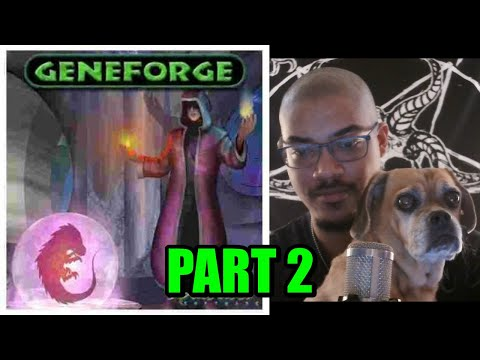 Kwame Plays: Geneforge [Part 2]