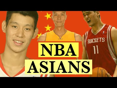 Best ASIAN NBA Players of ALL-TIME
