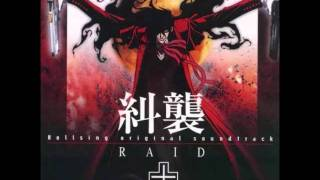 Hellsing OST RAID Track 20 Shine (Ending Edit)