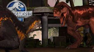 Novos Dinossauros, Tiranossauro Rex Ger 2! | Jurassic World O Jogo (#83)(PT-BR)