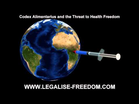 Codex Alimentarius and the Threat to Health Freedom